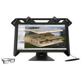 HP Zvr 23.6in FHD Virtual Reality 16:9 Monitor Black - K5H59A4