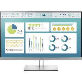 HP EliteDisplay E273 - LED monitor - Full HD (1080p) - 27in - 1FH50AA