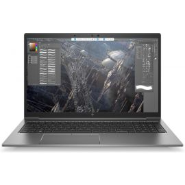 HP ZBook Firefly 15 G7 Mobile Workstation - 15.6in - Core i5 10210U - 8 GB RAM - 256 GB SSD - UK - 111D4EA