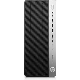 HP EliteDesk 800 G5 - tower - Core i5 9500 3 GHz - 8 GB - SSD 256 GB - UK - 7PE86ET