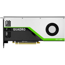 HP NVIDIA Quadro RTX 4000 - Graphics card - Quadro RTX 4000 - 8 GB GDDR6 - PCIe 3.0 x16 - 3 x DisplayPort. USB-C - for Workstation Z2 G4 (micro tower. 500W or 650W). Z4 G4. Z6 G4. Z8 G4 - 5JV89AA
