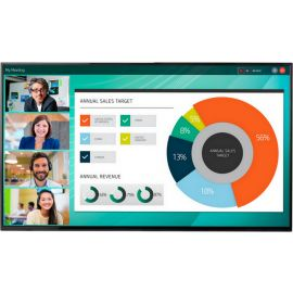 HP LD5512 55in 4K Ultra HD LED Conferencing Display - 2YD85AA