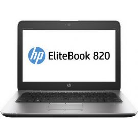 HP EliteBook 820 G2 i5-5300U 8GB 240GB-SSD 12.5inFHD W10P CMAR - Touchscreen WLAN BT CAM FPR - F6N29AV