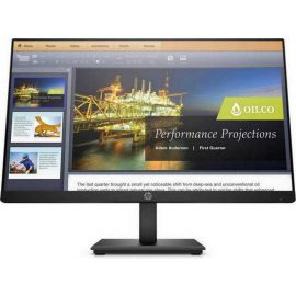 HP P224 - LED monitor - Full HD (1080p) - 21.5in - 5QG34AT