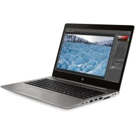 HP ZBook 14u G6 i7-8665U 16GB 512GB 14.0inFHD W10P64b - WLAN BT CAM FPR AMD WX3200 4GB - 8JL80EA