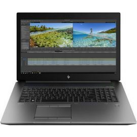 HP ZBook 17 G6 Mobile Workstation - 17.3in - Core i7 9850H - 16 GB RAM - 256 GB SSD + 1 TB HDD - UK - 6TV07EA