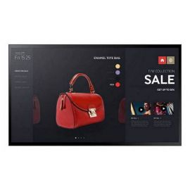 Samsung PM55F-BC 55in Commercial Interactive Touch Screen Digital Signage Display LH55PMFXTBC/EN