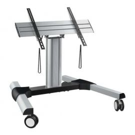 "Low Level Tilting Floor Trolley Vesa Stand 32""-70"""