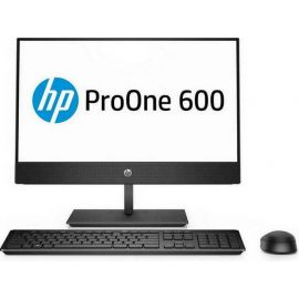 HP ProOne 600 G4 21.5 Core i5-8500 8GB 256GB SSD DVDRW WiFi W/C Win 10 Pro - 4KX97EA