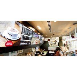 43in Commercial Restaurant/Hospitality Digital Signage Menu Board Display  DS43DMS