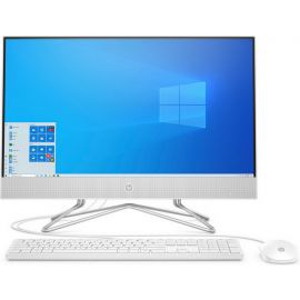 HP 24-df0015na Core i3-1005G1 8GB 256GB SSD WiFi W/C 23.8in Win 10 - 1K2T2EA