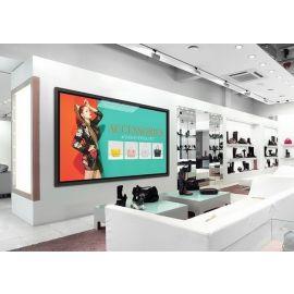 65in UHD 4K Commercial Digital Signage Display LED Backlit LCD DS65MUHD1