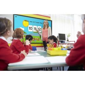 65in Interactive Touch Screen Whiteboard Display  DS65PTF