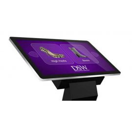 43in Freestanding PCAP Capacitive Touch Screen Kiosk Display LED Backlit LCD DST43AF